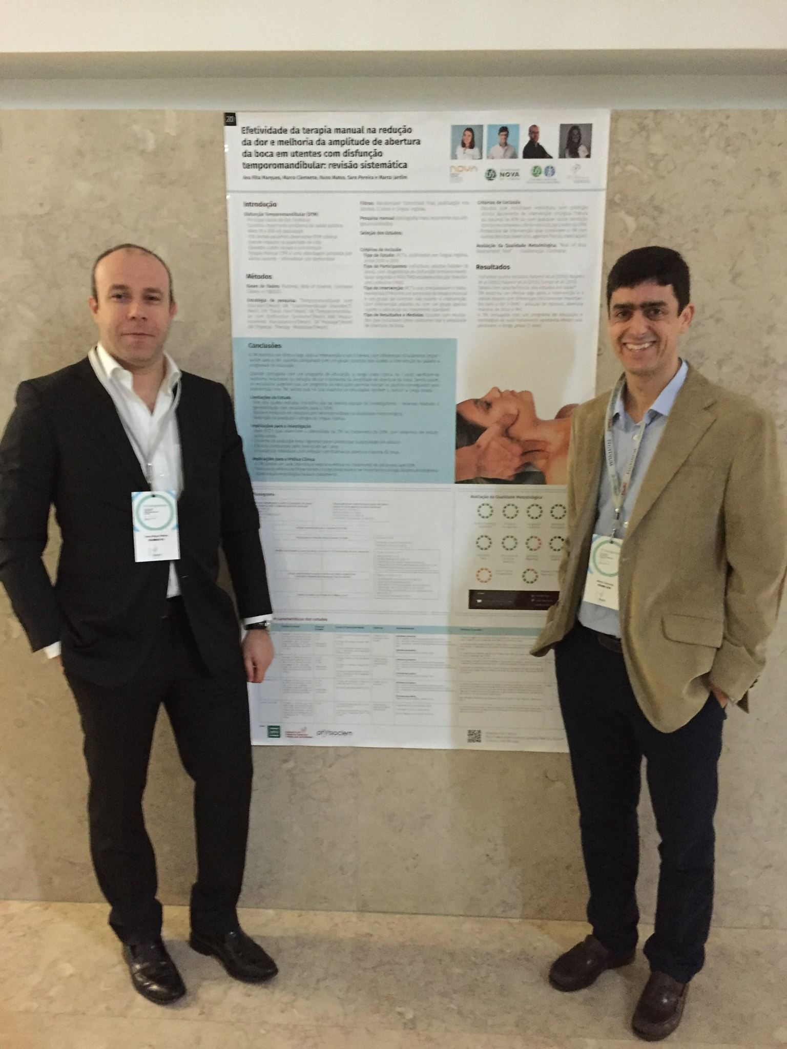 O GTMMI esteve hoje no II Congresso da SPDOF 2016