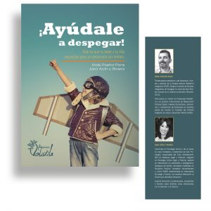 Livro Ayúdale a despegar de Iñaki Pastor Pons - criador do conceito de TMPI (Terapia Manual Pediátrica Integrativa)